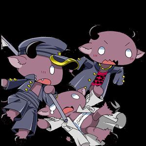 ファンタジーTRPGでたとこサーガキャラクター:ザコ