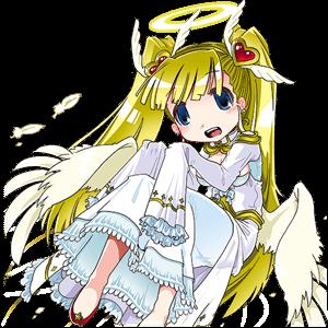 ファンタジーTRPGでたとこサーガキャラクター:天使