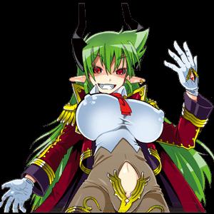 ファンタジーTRPGでたとこサーガキャラクター:魔王